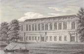 Library of Trinity College - University of Cambridge (England)