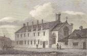 St Augustine's Hospital - Sherborne - Dorsetshire  (England)