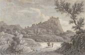 Beeston Rock & Castle - Cheshire  (England)