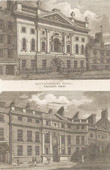 Ironmonger's Hall - Fenchurch Street / Draper's Hall - Throgmorton Street - London  (England)