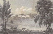 Trent House - The Seat of Cumming Esquire - Middlesex  (England)