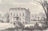 Histoire et Monuments de Paris - Maison de Gioachino Rossini - Passy - Bois de Boulogne (France)