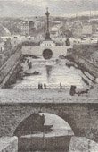History and Monuments of Paris -  Basin - Bassin de la Bastille