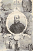 Ignatius of Loyola, founder of the Society of Jesus (Íñigo Oñaz López de Loyola)