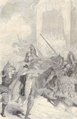 The Last Tournament which caused the Death of Henri II, King of France