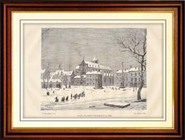 Geschichte und Monumente von Paris - Die Kirche des Friedhofs der Unschuldigen (1445)