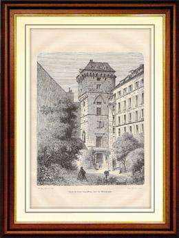 Turm von Johann ohne Furcht, Herzog von Burgund