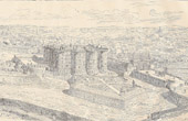 Fortifications de la Bastille (1552)
