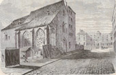 Church of St. John Lateran in Paris (demolished in 1860)