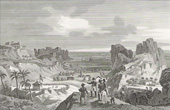 Stich von Napoleonische Kriege - Koalitionskriege - Napoleons bei St. Helena