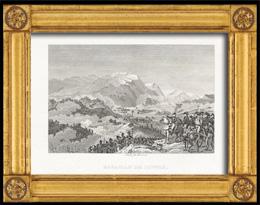 Napoleonische Kriege - Koalitionskriege - Die Schlacht von Rivoli (1797)