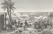 Napoleonic Wars - The Battle of Aboukir Bay or The Battle of the Nile - Egypt (1798)