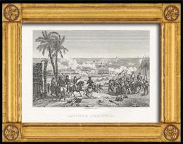 Napoleonische Kriege - Koalitionskriege - Die Seeschlacht bei Abukir - Ägypten(1798)