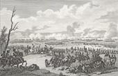 Stich von Napoleonische Kriege - Koalitionskriege - Die Schlacht bei Wagram (1809)