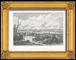 Napoleonische Kriege - Koalitionskriege - Die Schlacht bei Wagram (1809)