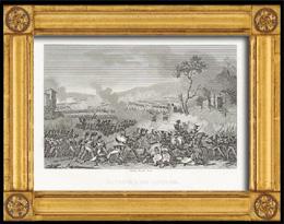 Napoleonische Kriege - Koalitionskriege - Die Schlacht bei Lützen, auch Die Schlacht bei Großgörschen (1813)