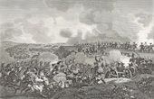 Stich von Napoleonische Kriege - Koalitionskriege - Die Schlacht von Borodino (1812)