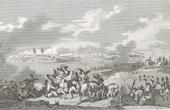 Stich von Napoleonische Kriege - Koalitionskriege - Die Schlacht bei Friedland (1807)