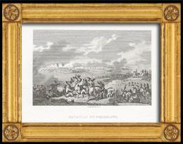 Napoleonische Kriege - Koalitionskriege - Die Schlacht bei Friedland (1807)