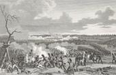 Stich von Napoleonische Kriege - Koalitionskriege - Die Schlacht bei Montmirail (1814)