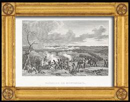 Napoleonische Kriege - Koalitionskriege - Die Schlacht bei Montmirail (1814)