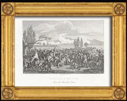 Napoleonische Kriege - Koalitionskriege - Die Schlacht bei Aspern - Tod des Marschalls Lannes (1809)