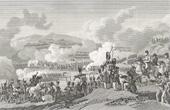 Stich von Napoleonische Kriege - Koalitionskriege - Die Schlacht bei Jena (1806)