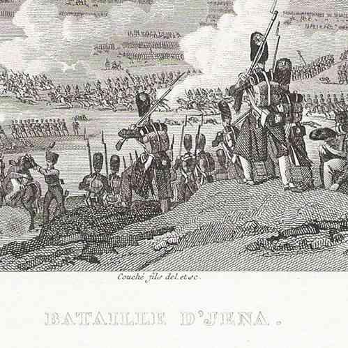 Guerras Napoleónicas - La Batalla de Jena (1806)