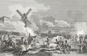 Stich von Napoleonische Kriege - Koalitionskriege - Die Schlacht bei Smolensk (1812)