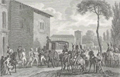 Napoleonic Wars - Udine Conferences - The Treaty of Campo Formio (1797)