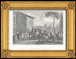 Napoleonische Kriege - Koalitionskriege - Konferenzen von Udine - Friede von Campo-Formio (1797)