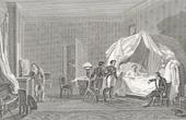 Stich von Napoleonische Kriege - Koalitionskriege - Tod von Napoleon (1821)