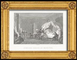 Napoleonische Kriege - Koalitionskriege - Tod von Napoleon (1821)