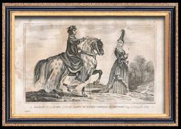 Franz�sische Mode und Kost�me - 14. Jahrhundert - Johanna von Flandern - K�nigliche Gericht - Karl IV, K�nig von Frankreich (1322 / 1340)