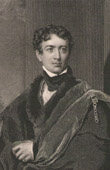 Portrait of the Right Honourable John-George Lambton, Baron Durham (1792-1840)