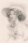 Portrait of Anna Maria Porter (1780-1832)