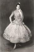 Carmencita - American Dancer (John Singer Sargent)