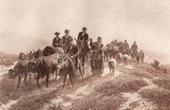 Spain - Spaniards of Aragon going to the Fair (Felix de Vuillefroy)