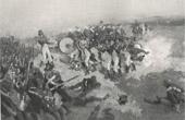 Stich von Napoleon - Napoleonische Kriege - Militärmusik an der Schlacht bei Jena und Auerstedt (Sergent)