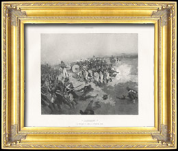 Napoleon - Napoleonische Kriege - Militärmusik an der Schlacht bei Jena und Auerstedt (Sergent)