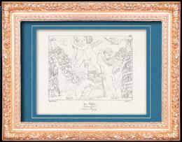 Mythologie - Monster - Engel - Italienische Renaissance - Kinder Spiele (Raffaello Sanzio auch Raffael)