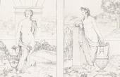 Griechische Mythologie - Römische Mythologie - Göttin - Italienische Renaissance - Porträt von Venus - Aphrodite (Raffaello Sanzio oder Raffael)