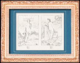 Griechische Mythologie - R�mische Mythologie - G�ttin - Italienische Renaissance - Portr�t von Venus - Aphrodite (Raffaello Sanzio oder Raffael)