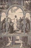 Sacramental Penance - Appearance of Jesus to the Apostles in the Cenacle - Saint Mary Magdalene - Guardian Angels