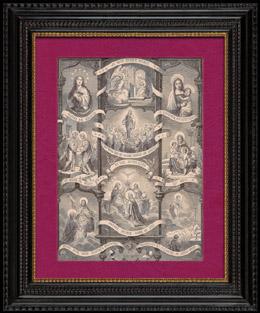 Angelus - Angelusringning - �nglar - Heliga Jungfru Maria