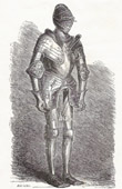 Armor or Armour of Francis I of France, King of France (1494-1547)