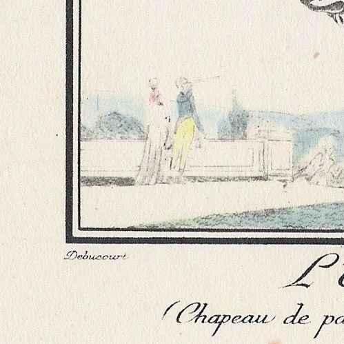 Antika Tryck Franskt Mode Romantiken Sugr 246 Rhatt Som