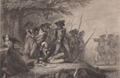 French Revolution - Arrest of François-Athanase de Charette de La Contrie (1796)