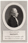 Portrait of Jean-Sylvain Bailly (1736-1793)