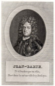 Portrait of Jean Bart (1651-1702)